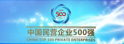 2015中国民营500强企业榜单